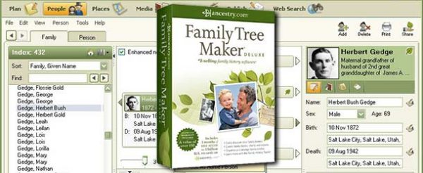Family Tree Maker 2011 – Pre-Orders
