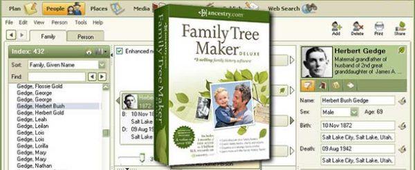 Family Tree Maker 2011 Service Pack 1