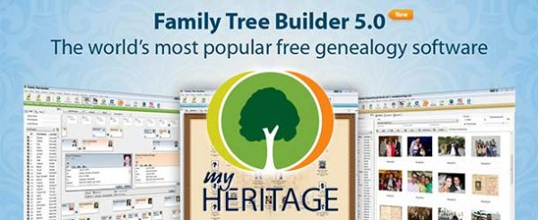 Family Tree Builder 5.0