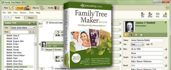 Family Tree Maker 2012 version 21.0.0.506