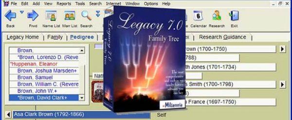 Legacy Family Tree 7.5.0.154
