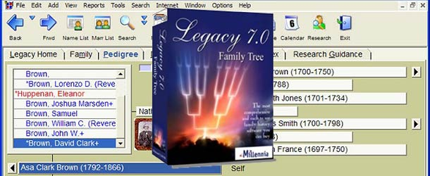 Legacy Family Tree 7.5.0.149, FamilySearch, 1940 US Census