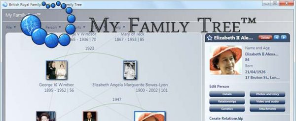 My Family Tree 1.0.11.0